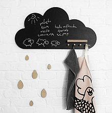 Tabuľky - wooli CLOUD - 7772701_