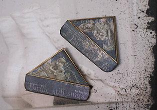 Papiernictvo - Francúzske záložky LONDONERRY - 7770764_