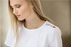 Tričká - Tričko Láska ♥ - 7767824_