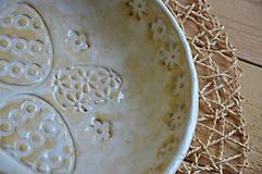 Nádoby - Velikonoční mísa s vajíčky - 7769671_