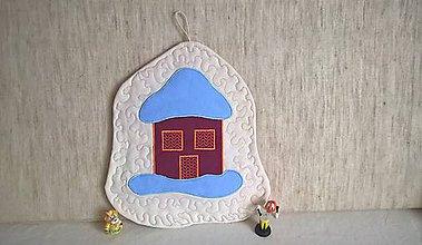 Detské doplnky - Textil na zavesenie - 7769528_
