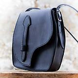 Kabelky - Rozprávková kabelka v čiernom - 7772948_