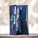 Peňaženky - Peňaženka cestovateľa/cestovateľky - 7772998_