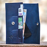Peňaženky - Peňaženka cestovateľa/cestovateľky - 7772999_