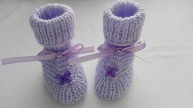 Topánočky - Detské papučky - 7767761_