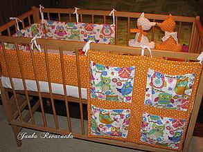 Textil - mantinel a vreckár - 7772840_