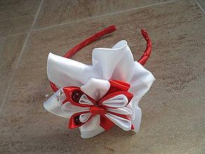 Ozdoby do vlasov - Na kvetinke motílik - 7774459_