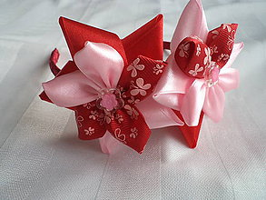 Ozdoby do vlasov - Mini motýliky - 7775900_