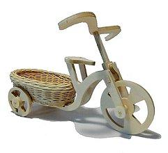 Košíky - Motorka na sladkosti - 7773655_