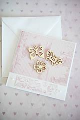 Papiernictvo - Scrapbook pohľadnica - 7776530_