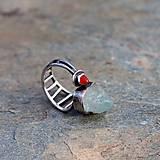 Prstene - Strieborný prsteň - Sentinel02 - 7777374_