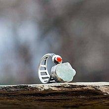 Prstene - Strieborný prsteň - Sentinel02 - 7777373_