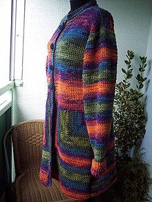 Kabáty - svetrokabat,,India,, - 7774409_