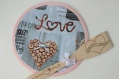 Úžitkový textil - Podložka - 7774123_