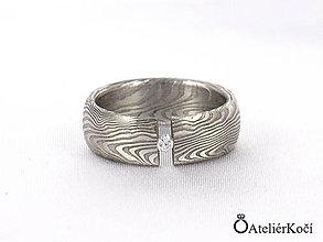Prstene - Prsten Eiréné s diamantem - 7777472_