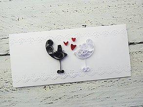 Papiernictvo - darčeková obálka - 7778028_