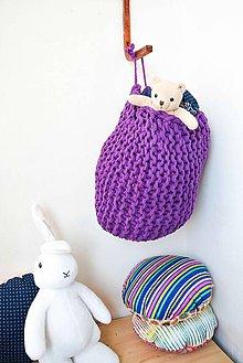 Úžitkový textil - _MuLTi-VaK... vo fialovej - 7778913_