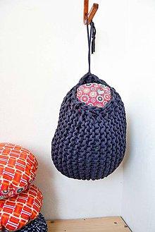 Úžitkový textil - _MuLTi-VaK... v TmavoFialovej - 7779166_