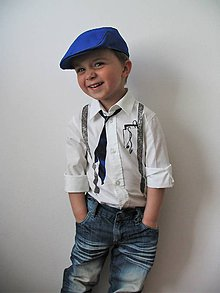 Detské čiapky - Bekovka - 7778843_