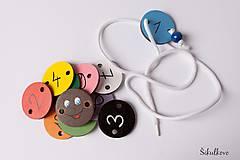 Hračky - Hračka húsenička - základné farby a čísla 1 až 10 (1-10) - 7778897_