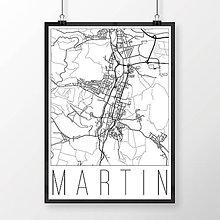 Grafika - MARTIN, moderný, biely - 7780913_