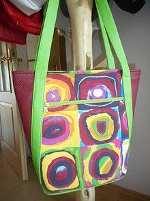 Veľké tašky - kabelka - 7781848_