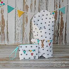 Textil - Set pre bábätko - 7783038_