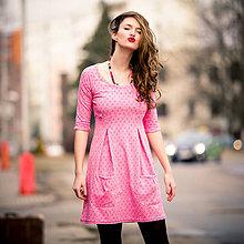 Šaty - Origo šaty puff A limit 1ks... - 7779441_