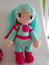 Hračky - Super girl - super dievča - 7785588_