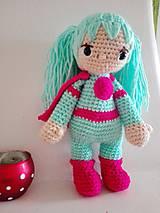 Hračky - Super girl - super dievča - 7785589_