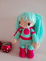 Hračky - Super girl - super dievča - 7785591_