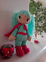 Hračky - Super girl - super dievča - 7785593_