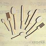 - Výrez Kuchyňa - Príborový set klasický - 7785547_