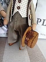 Bábiky - Myšiak džentlmen - 7784806_