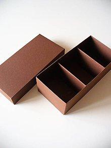 Krabičky - krabička delená - 7786091_