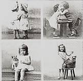 Papier - 242 Vintage detičky - 7785728_