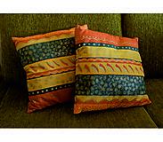 Úžitkový textil - Dekoračný vankúš 2 kusy - 7783984_