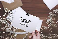 Papiernictvo - Ľúbezné kartičky (pdf verzia) - 7787134_