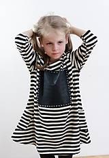 Detské oblečenie - Detské tabuľové šaty  MD1 - 7790799_