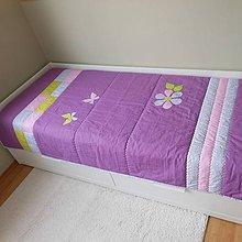 Úžitkový textil - Prehoz Lilla - 7792131_