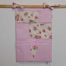 Textil - Vreckár Vintage - 7792204_