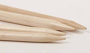 Pomôcky/Nástroje - DROPS Basic ponožkové ihlice, 20 cm, 6.0 mm - 7791350_