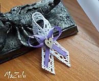 - vintage svadobné pierka malé X. - 7789955_