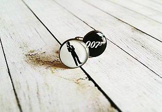 Šperky - Manžetové gombíky 007 - 7788493_