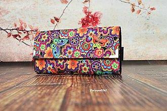 Peňaženky - Hípísácká - 7789492_