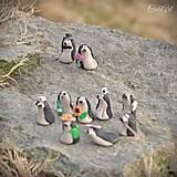 Darčeky pre svadobčanov - Personalizovaní svadobní ježkovia II. - menovky/darčeky pre hostí - 7791273_