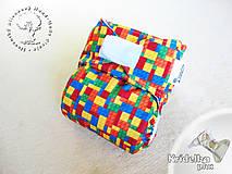 - LEGO - Kapsovka s Krídelkami PLUS (veľ. S-M-L) + vkladačka - 7792966_