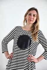 - Dámske tabuľové šaty - aká matka taká Katka MD1 - 7793084_