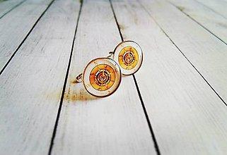 Šperky - Manžetové gombíky - 7794337_