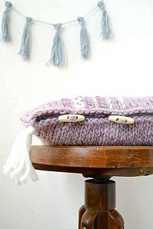 Úžitkový textil - Bohemian... Dreams... poťah... #1... 100% vlna - 7793613_